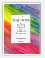 101 Energizers to Enliven Engage and Enhance Learning – Manual